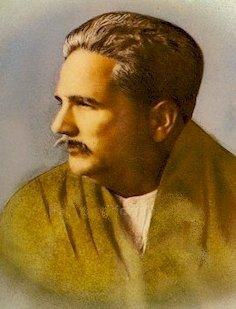 Allama Muhammad Iqbal - cover